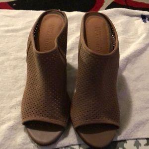 Ladies Wedge Heel